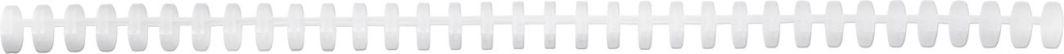 Acco Grzbiety Click 34 z zipperem (3:1) 8mm (388002E) 1