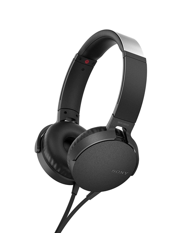 Słuchawki Sony MDR-XB550APB 1