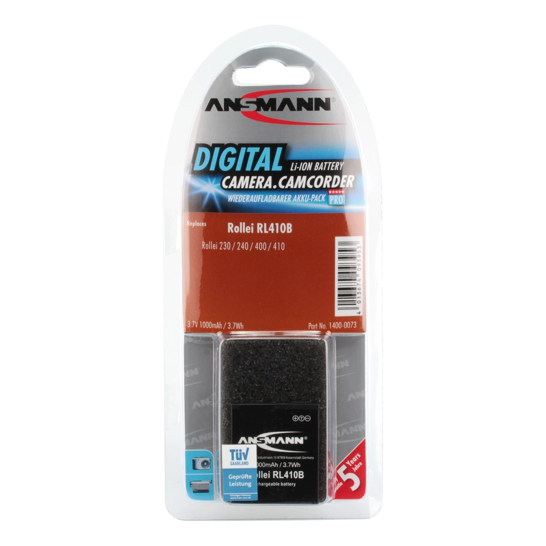 Akumulator Ansmann A-Rol RL410B (1400-0073) 1