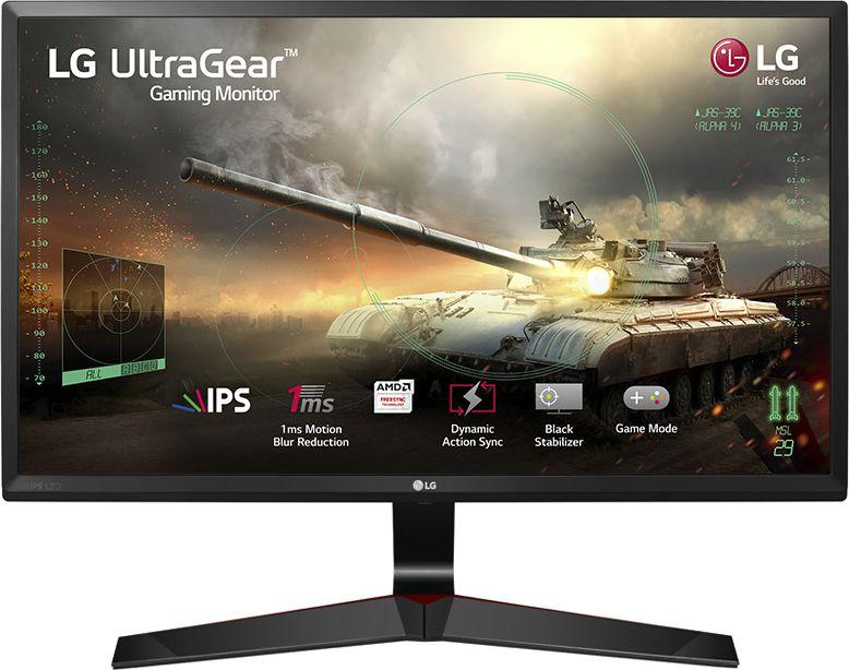 Monitor LG 24MP59G-P 1