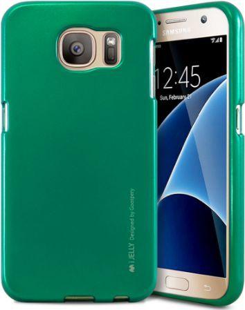 Mercury Etui iJELLY Samsung J3 2017 zielone (BRA005215) 1