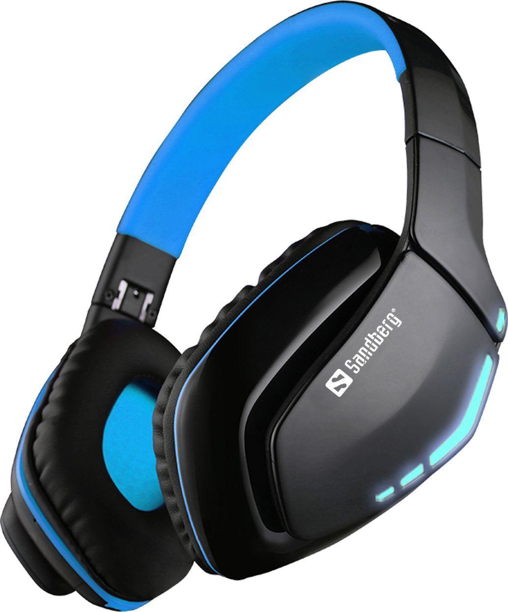Słuchawki Sandberg Blue Storm (126-01) 1