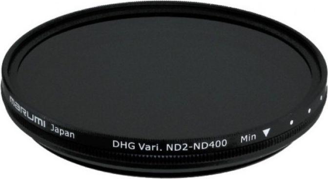 Filtr Marumi DHG Vari.ND2.5-400, 82mm (MVND82 (2.5-400) DHG) 1