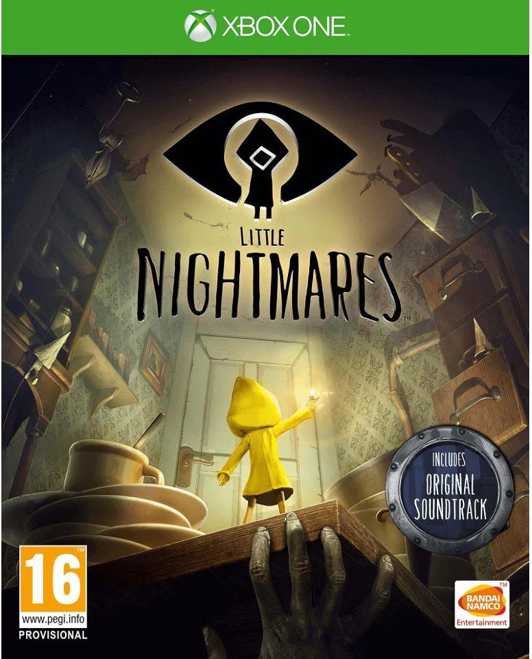 Little Nightmares Xbox One 1