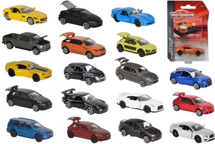 Majorette MAJORETTE Premium Cars 18wz.blister - 212053052 1