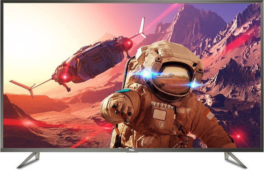 Telewizor TCL LED 4K (Ultra HD) Android  1