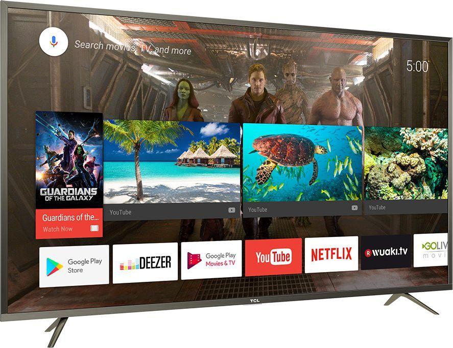 Telewizor TCL U43P6046 LED 4K (Ultra HD) Android 1
