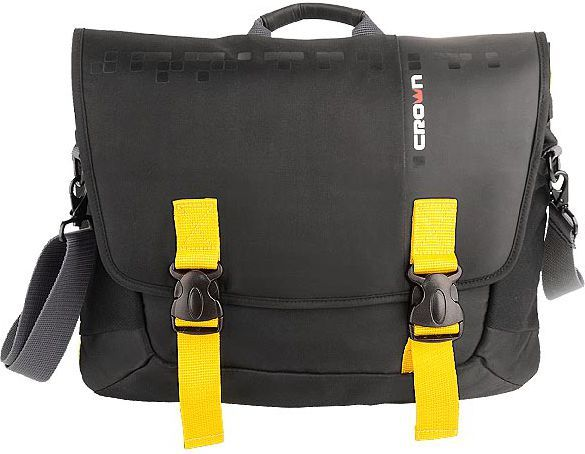 """Torba Crown Messenger 15,6"""" (CMCCH-3315 BBY) 1"""