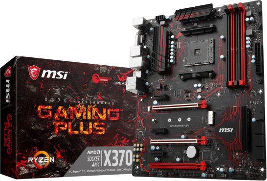 Płyta główna MSI X370 Gaming Plus (7A33-011R) 1