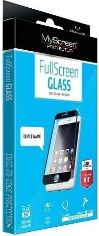 MyScreen Protector FullScreen DIAMOND Samsung S8 CZARNY (001585250000) 1