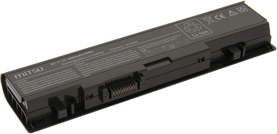 Bateria Mitsu do Dell Studio 1535, 1537, 4400 mAh, 11.1 V (BC/DE-1535) 1