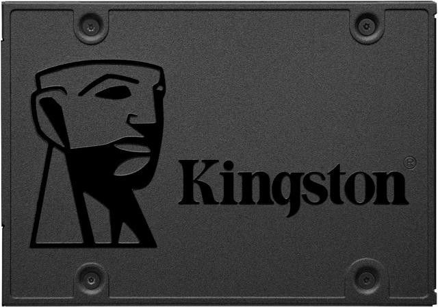 Dysk SSD Kingston A400 480 GB 2.5'' SATA III (SA400S37/480G) 1