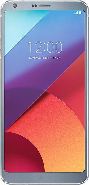 Smartfon LG G6 32 GB Srebrny  (LGH870.APOCPL) 1