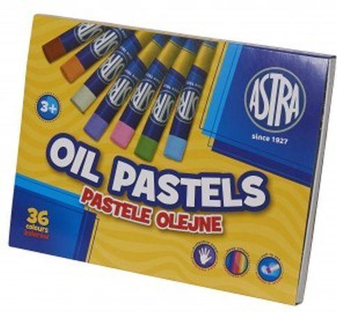 Astra Pastele olejne. 36 kolorów. - WIKR-1005949 1
