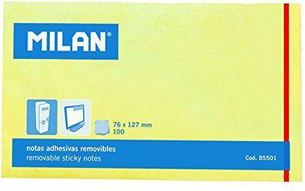 Milan Karteczki samoprzylepne neon 125X75 - WIKR-975582 1