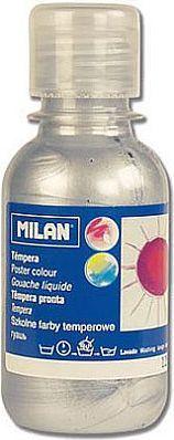 Milan Tempera 125 ml Srebrna - WIKR-096619 1