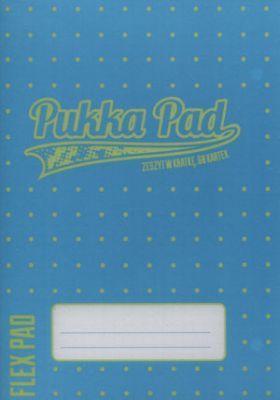 Pukka Pad Zeszyt A5/60 kartek w kratkę Flex Pad (WIKR-1015159) 1