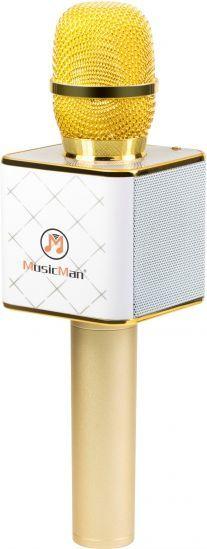 Mikrofon Technaxx MusicMan Karaoke (BT-X31GOLD) 1