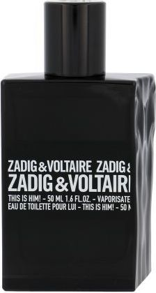 Zadig&Voltaire This is Him! EDT 50ml 1