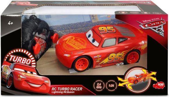 Dickie Auto na radio Zygzak McQueen Cars 3 1