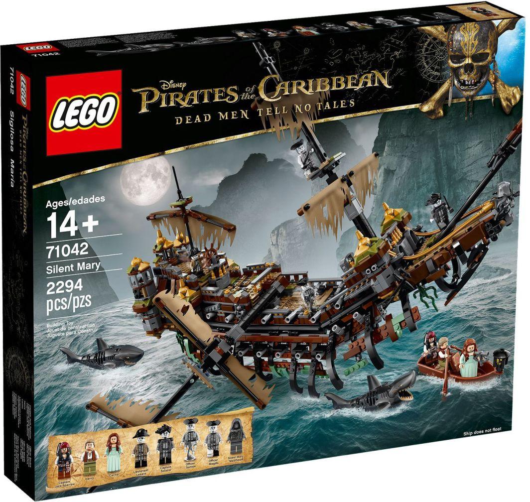 LEGO Piraci z Karaibów Cicha Maria (71042) 1