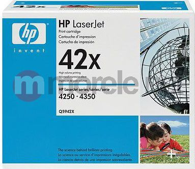HP toner Q5942X Black 1