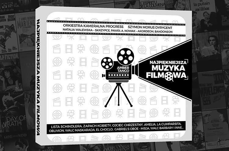 Najpiękniejsza Muzyka Filmowa CD - 191931 1
