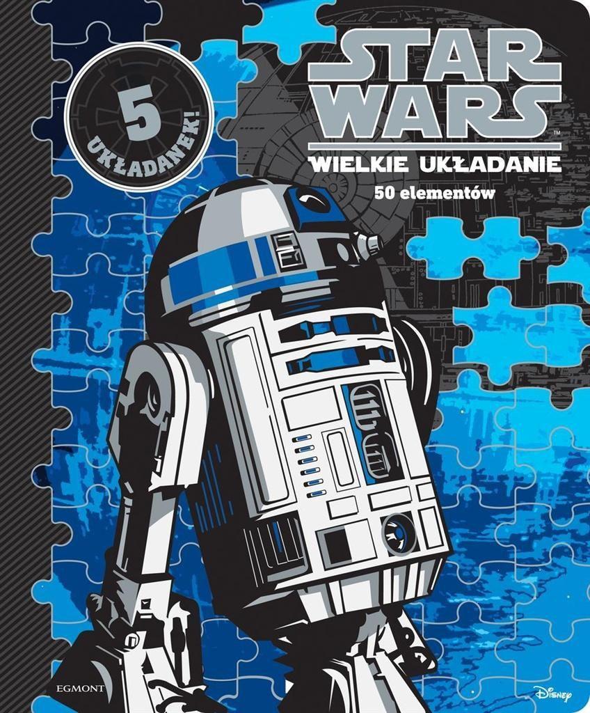 Star Wars. Wielkie układanie - 208250 1