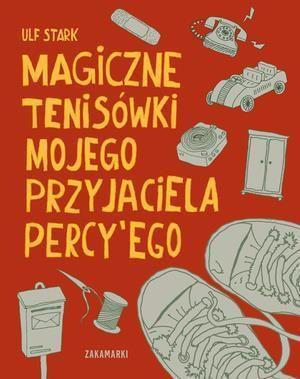 Magiczne tenisówki mojego przyjaciela Percy'ego - 70787 1