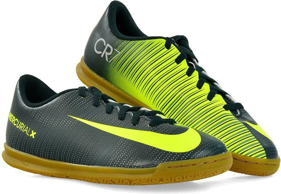 the best attitude b1233 3daa9 Nike NIKE MERCURIALX VORTEX III CR7 IC - Męskie buty halowehalówki r.42 -  11351