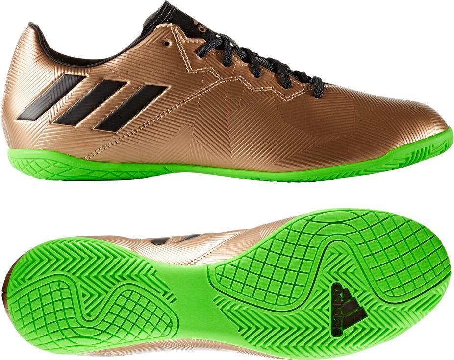 Adidas ADIDAS MESSI 16.4 IN BA9862 Buty męskie Halowehalówki; r.43 13 12076 ID produktu: 1269618