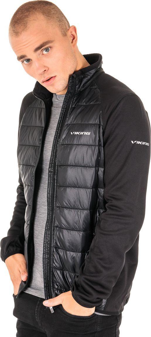 Viking Kurtka męska Primaloft Bart czarna r. L (75017851609L) ID produktu: 1271642