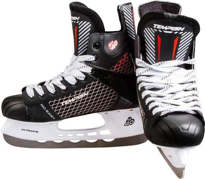 38d10d48f TEMPISH Łyżwy hokejowe Ultimate SH40 Black r. 37 (130000010237) w  Sklep-presto.pl