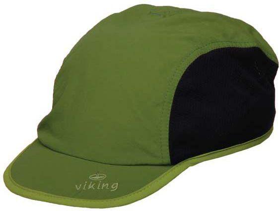 6bf2d89c3071b6 Viking Czapka męska Jork zielona r. 54 w Sklep-presto.pl