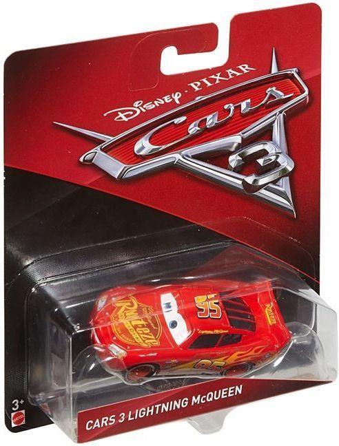 Mattel Auta 3 Zygzak McQueen 1