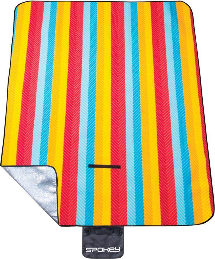 Spokey Koc piknikowy Picnic Grain 130x150 cm (839638) 1