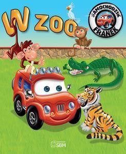 Samochodzik Franek. W zoo w. 2012 - 100450 1