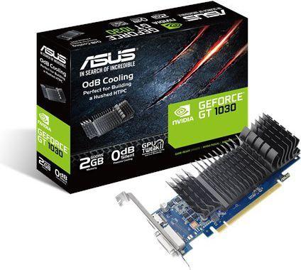 Karta graficzna Asus GeForce GT 1030 2GB GDDR5 (GT1030-SL-2G-BRK) 1