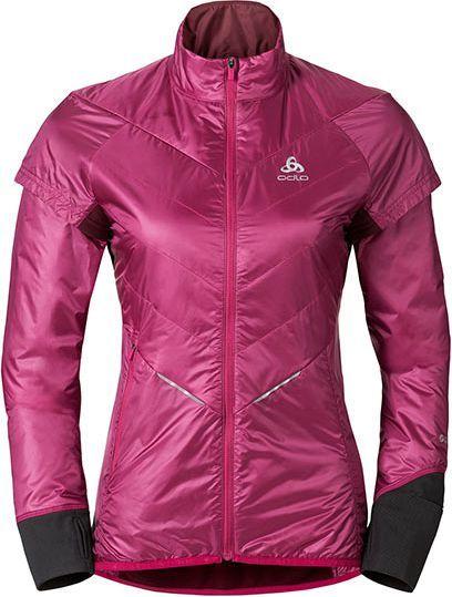536d8f7d12640 Odlo Kurtka Tech. Jacket Primaloft® LOFTONE Różowy r. S (670081) w ...