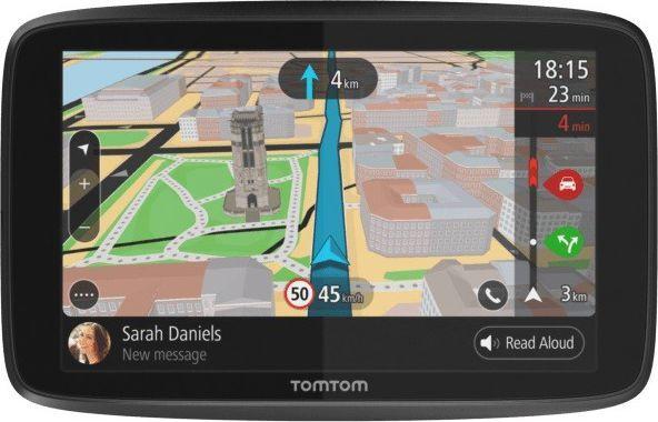 Nawigacja GPS TomTom GO PROF 6200 EU (1PL6.002.09) 1