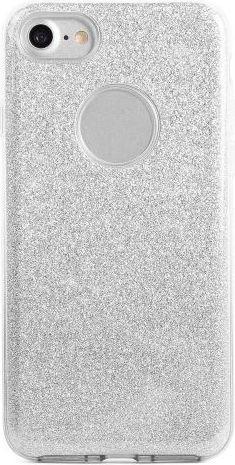 Glitter 3in1 nakładka do Samsung J7 2017 srebrna (GSM028095) 1