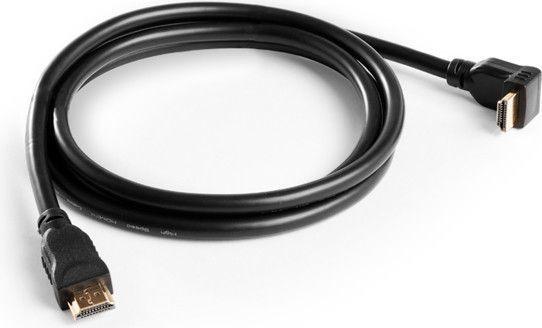 Kabel Meliconi HDMI - HDMI 1.5m czarny (497013BA) 1