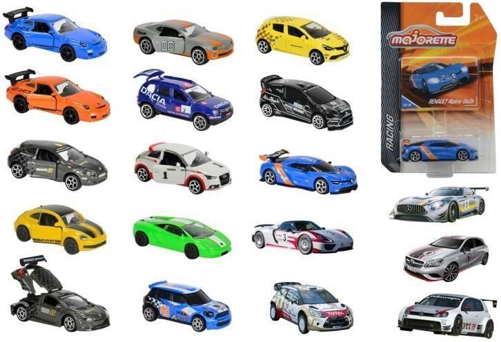 Majorette MAJORETTE Racing Cars 18 rodz.blister - 212084009 1