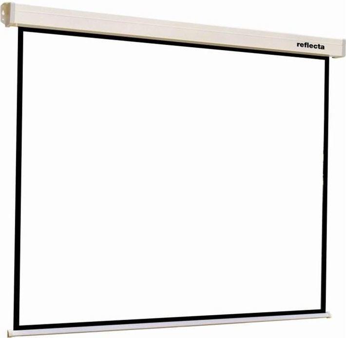 Ekran projekcyjny Reflecta Crystal Line Rollo, ręczny, 156x88cm, 16:9 (87700) 1