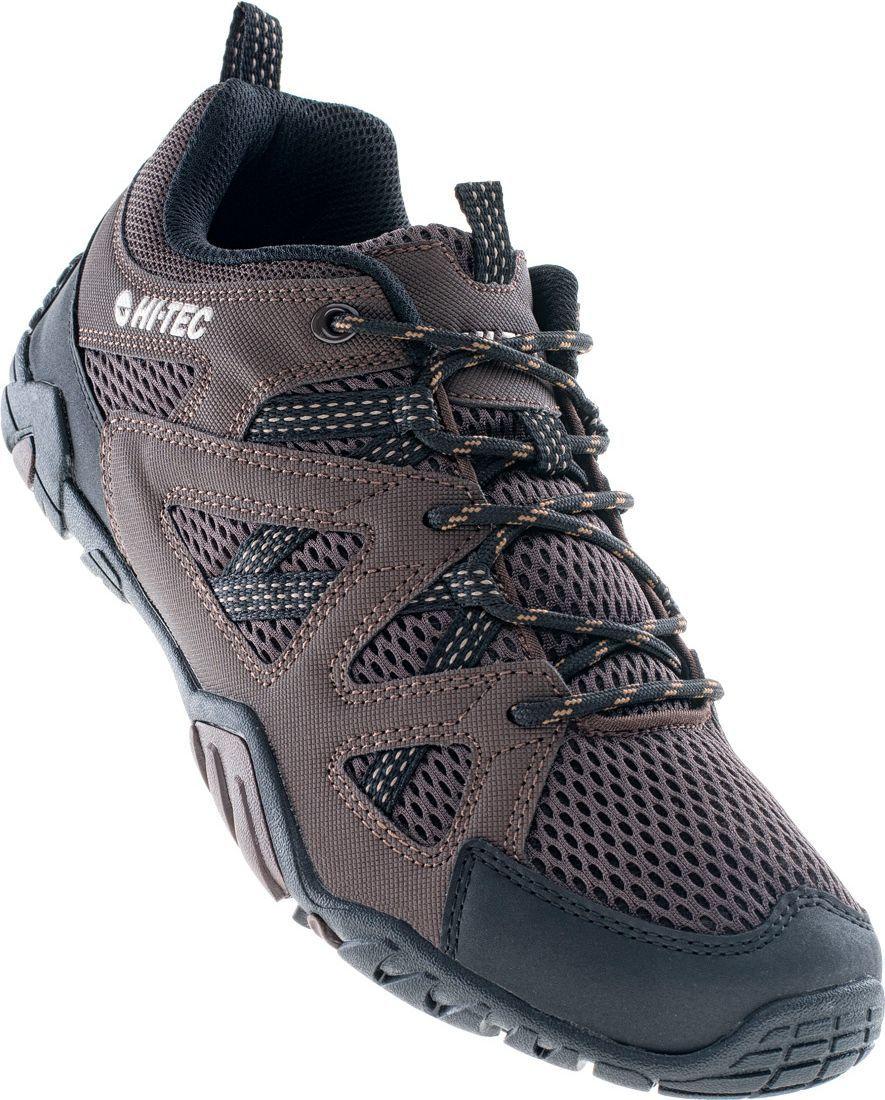 hi-tec rango męskie buty trekkingowe sportowe