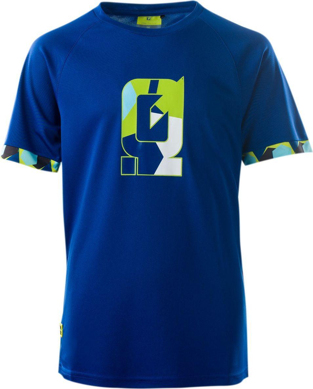 IQ Koszulka dziecięca Miho Jr Monaco Blue r. 158 ID produktu: 1305113