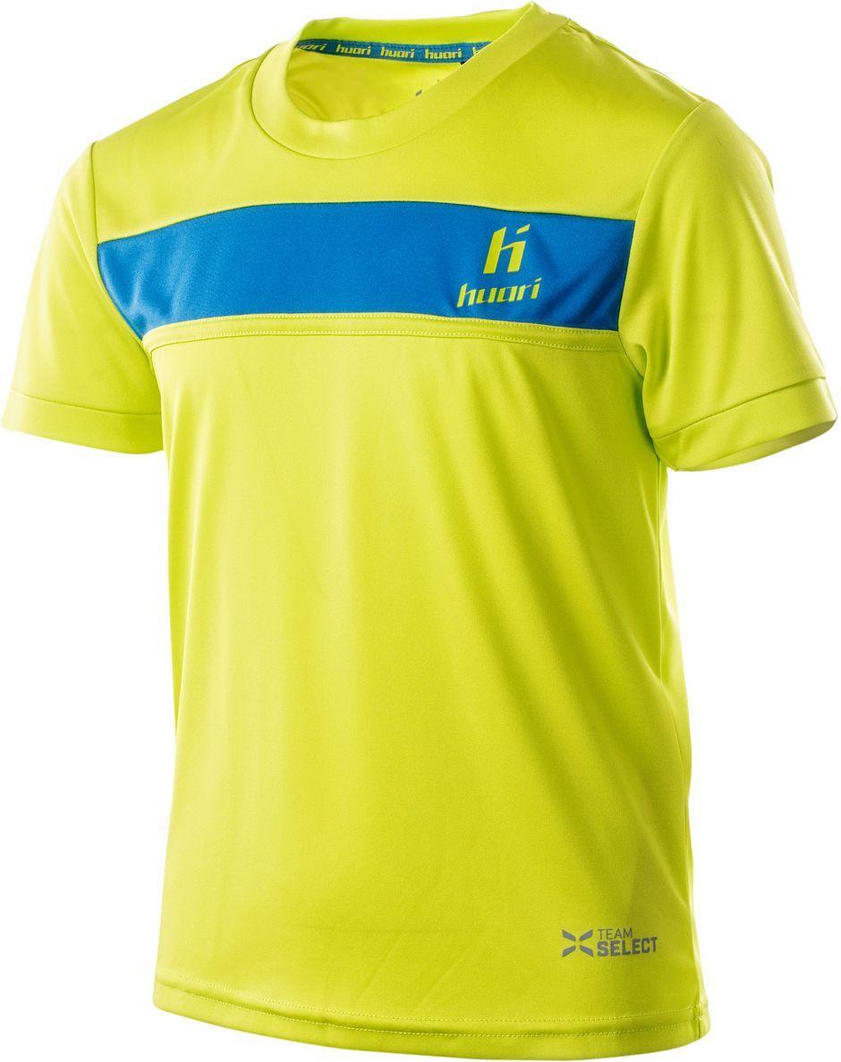 ec3215065 Huari Koszulka piłkarska Ibrox Kids T-shirt żóła r. 110 w Sklep-presto.pl