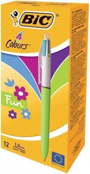 Bic Długopis Fashion Fun 4 kolory (WIKR-0992293) 1