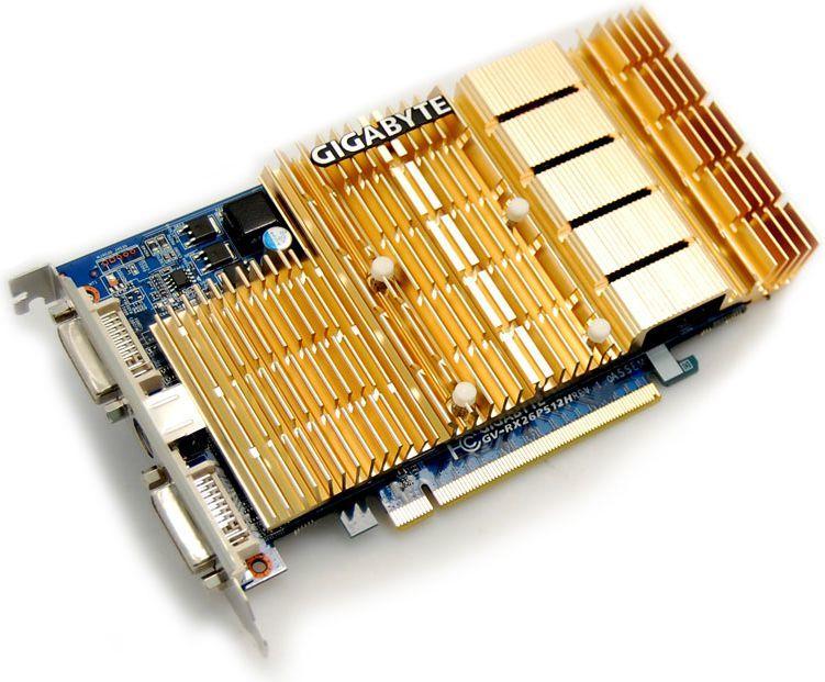 GIGABYTE GV-RX26P512H WINDOWS 7 X64 TREIBER
