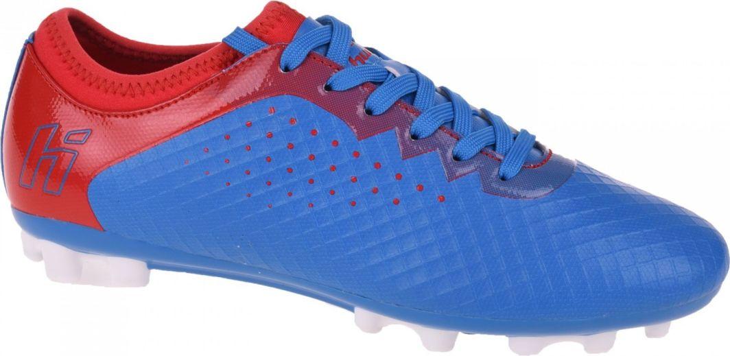 61db705f Huari Buty piłkarskie CARLES TEEN AG French Blue/Red Huari r. 39 w  Sklep-presto.pl